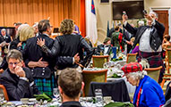Burns Supper 2016