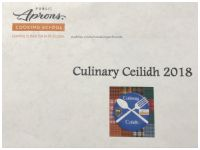 October Culinary Ceilidh 2018